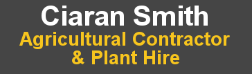 Ciaran Smith Agricultural Contractor & Plant Hire, Cavan